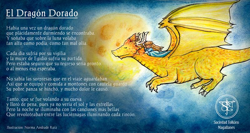 """Cadáver Exquisito: """"El Dragón Dorado"""""""