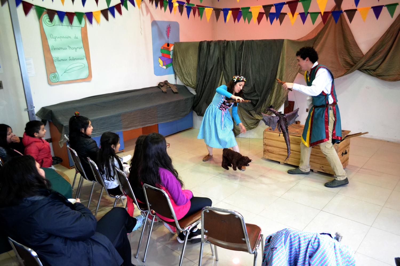 Sociedad Tolkien Magallanes celebró Día internacional del Libro